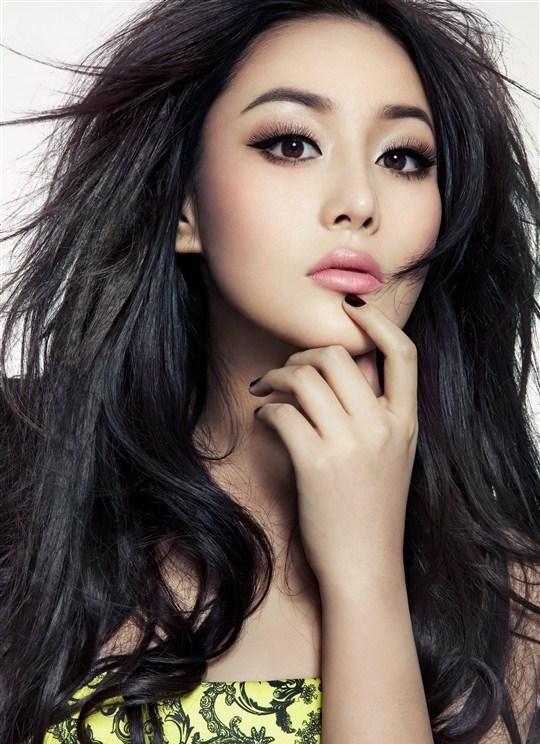 Xinyu China  city photo : ... Zhang Xinyu 张馨予 , hot looking Chinese model Chinese Sirens