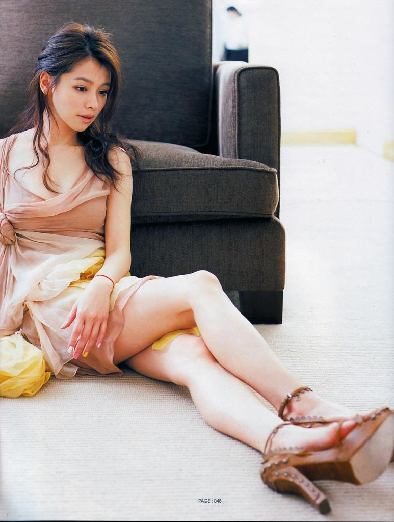 Makes the Vivian Hsu sex miss