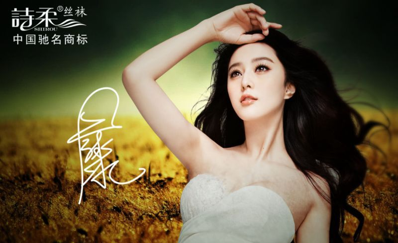 Chinese model bingbing