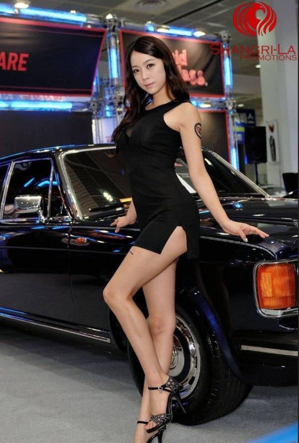 Hot korean model shin ju hee sexy - 1 part 7